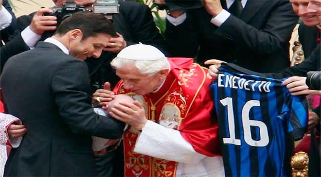 Olimpiadas 2012 - Benedicto XVI y el deporte