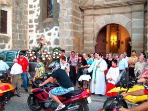 Villanueva del Duque celebra San Cristóbal de Córdoba