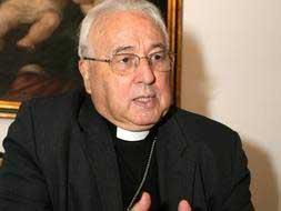 Mons. Ángel Rubio Castro