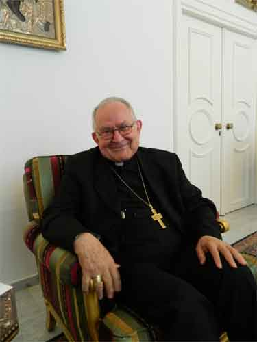 Mons. Antonio Franco