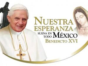 benedicto XVI mexico