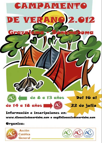 Córdoba Campamentos de Verano de Acción Católica