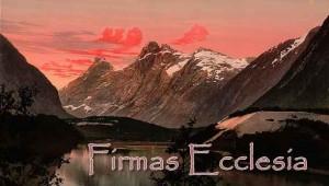 Firmas Ecclesia
