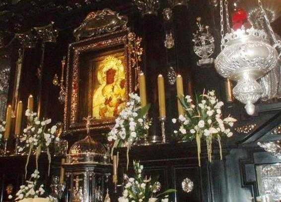Virgen de Czestochowa