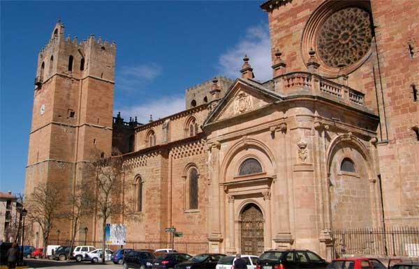 Resultado de imagen de catedral de siguenza