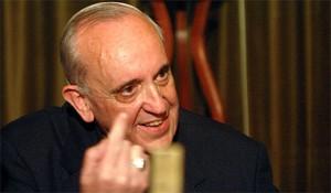 Cardenal Bergoglio