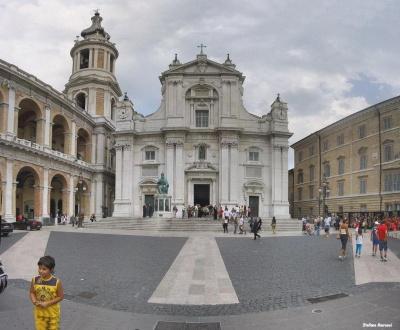 El Papa Benedicto Xvi Peregrinará El 4 De Octubre Al Santuario De La Virgen De Loreto Italia Ante El Inicio Del Año De La Fe