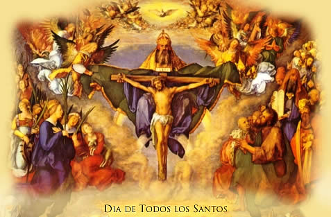 Dia de Todos Los Santos España Solemnidad de Todos Los Santos