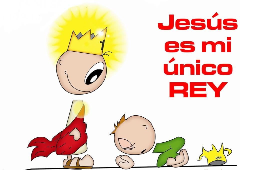 Reflexiones en PDF, para el Domingo - solemnidad de Cristo Rey (26 ...