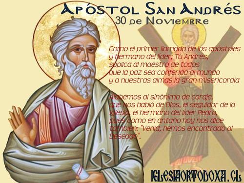 Resultado de imagen para Fiesta de San Andrés apostol