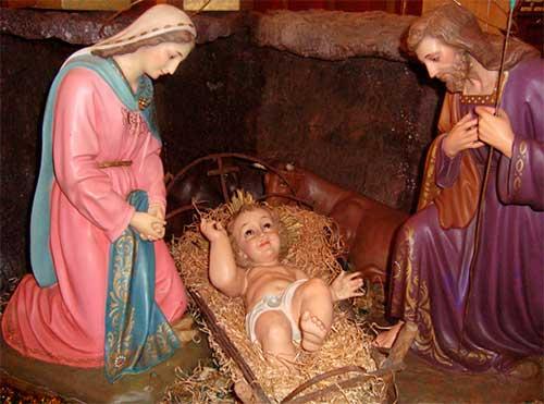 El nacimiento de jes s en bel n a la luz de los evangelios for Nacimiento belen