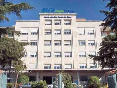 Bel n hospital san rafael abre puertas esta navidad madrid for Hospital de dia madrid
