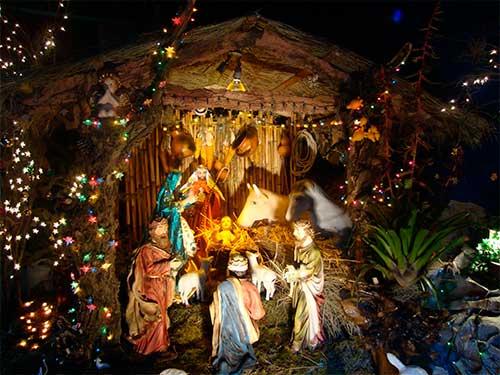 Decorar Misterio De Navidad