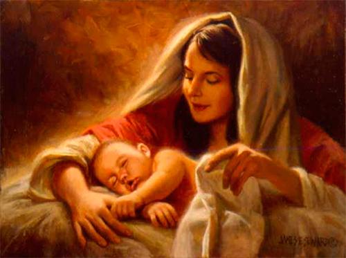 de Santa Madre de Dios (1-1-2012): Así es María, nuestra Madre