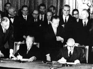 Tratado del Elíseo