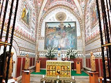 Exposici n virgen de gu a tallas museo diocesano de c rdoba for Villanueva del duque
