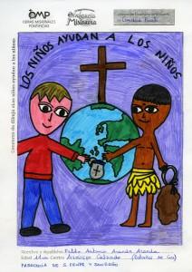 Tercer premio infancia misionera