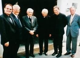 Benedicto XVI profesor