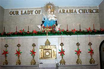 Nuestra-Señora-de-Arabia-en-Kubait