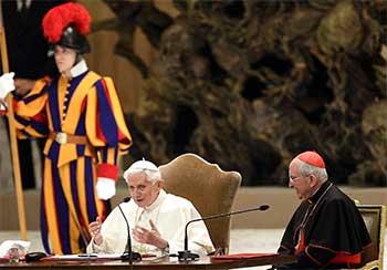 agenda-Benedicto-XVI