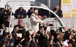 audiencia Benedicto XVI