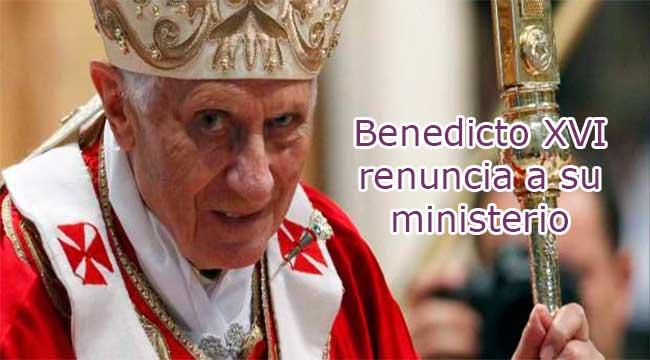 renuncia-benedicto-XVI