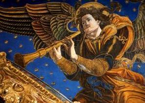 ANGELES DE LA CATEDRAL. VALENCIA