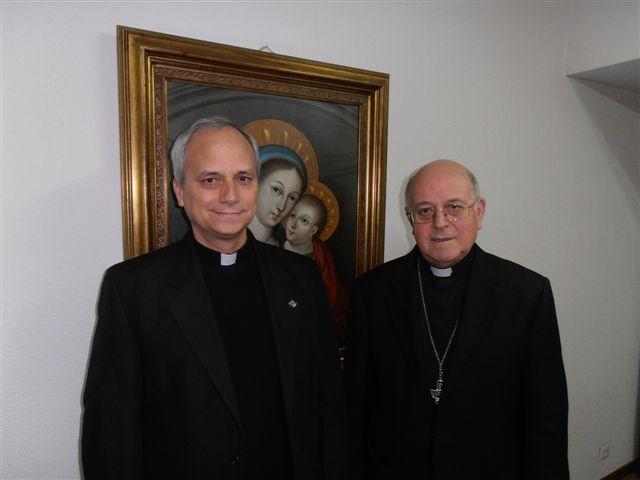 Ricardo Blazquez Robert Prevost
