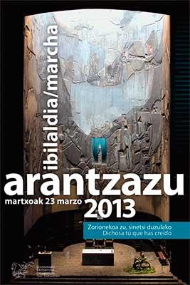 arantzazu 2013