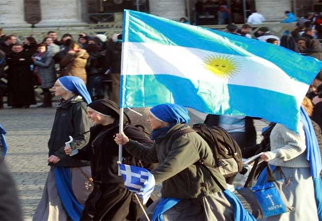 argentinos-papa-francisco