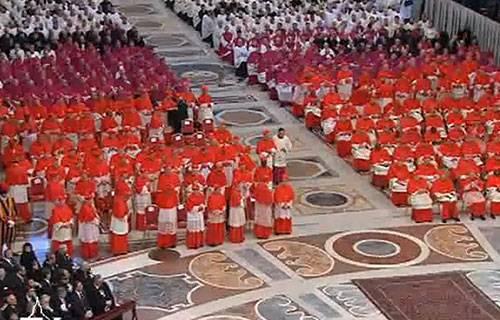 congregacion cardenales