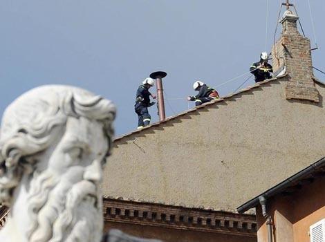 instalacion chimenea conclave