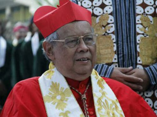 julius-darmaatmadja-arzobispo-emerito-de-yakarta-indonesia
