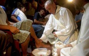 papa lavatorio