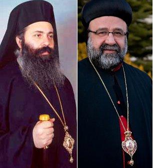 Yohanna Ibrahim y Boulos Yazasij