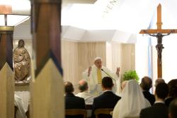 misa en santa marta