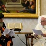 Papa-Francisco-al-Papa-copto-Twadros-II