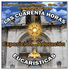 adoracion eucaristica