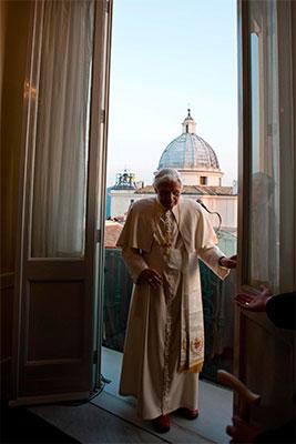 benedicto-XVI-vaticano