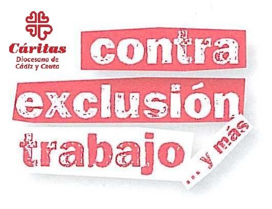 logo TRABAJO Y MAS + Cáritas
