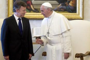 papa presidente republica de colombia