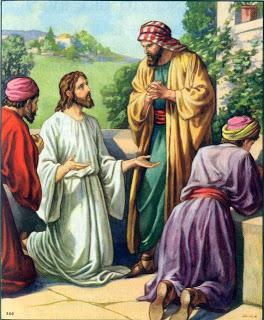 Jesús y la oración
