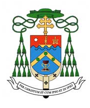 MONSEÑOR OSORO. ESCUDO EPISCOPAL