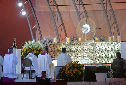 papa-eucaristia