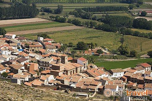 Pueblos de Teruel. España