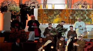 vigilia papa francisco jmjrio