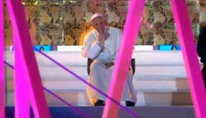 viglia rio 3 300x172 Discurso íntegro Papa Francisco Vigilia con los Jóvenes JMJ Río 2013