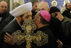 Gran Mufti de Siria escribe al Papa Francisco