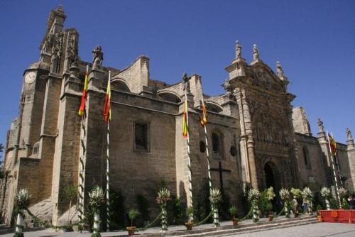 Jerez Iglesia Mayor Prioral de El Puerto