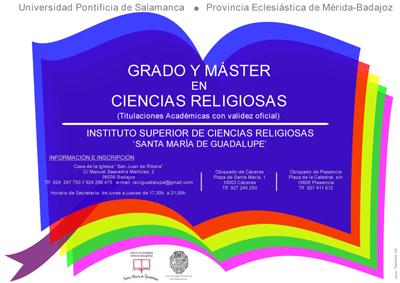 instituto ciencias religiosas guadalupe